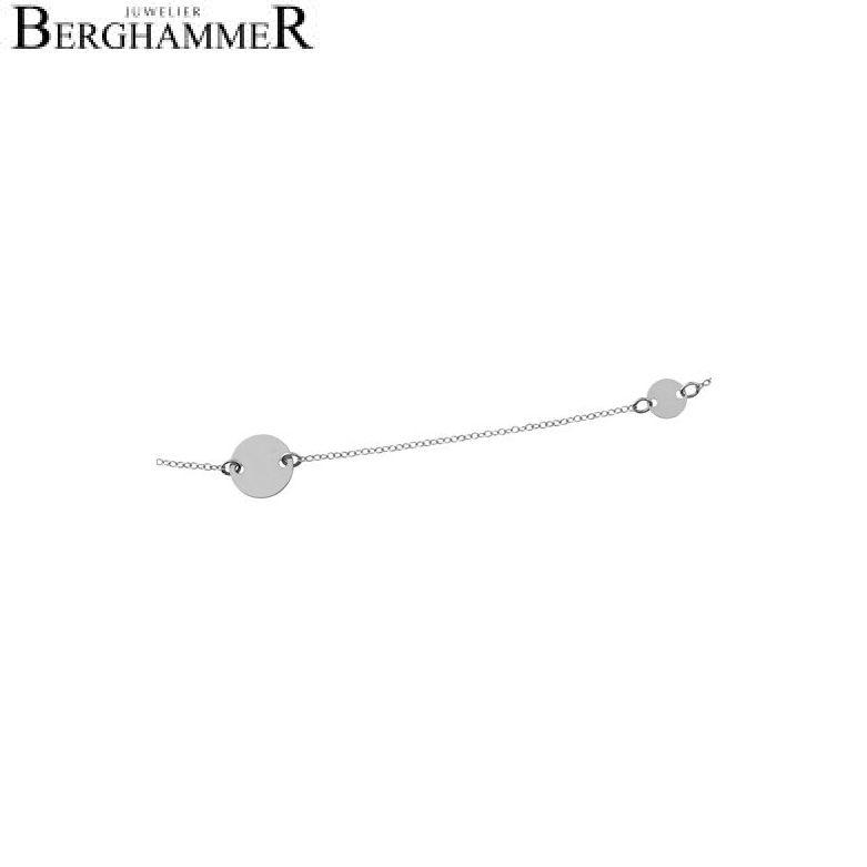 Bellissima Armband 18kt Weißgold 20200462