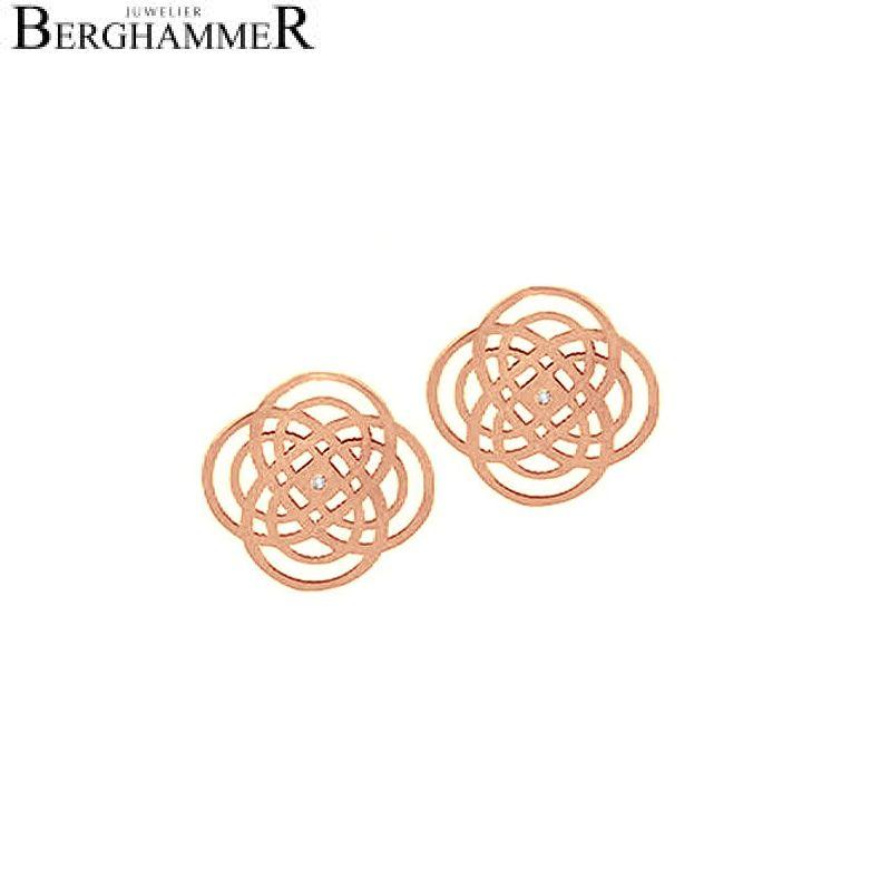 Bellissima Ohrring 18kt Roségold 20200489