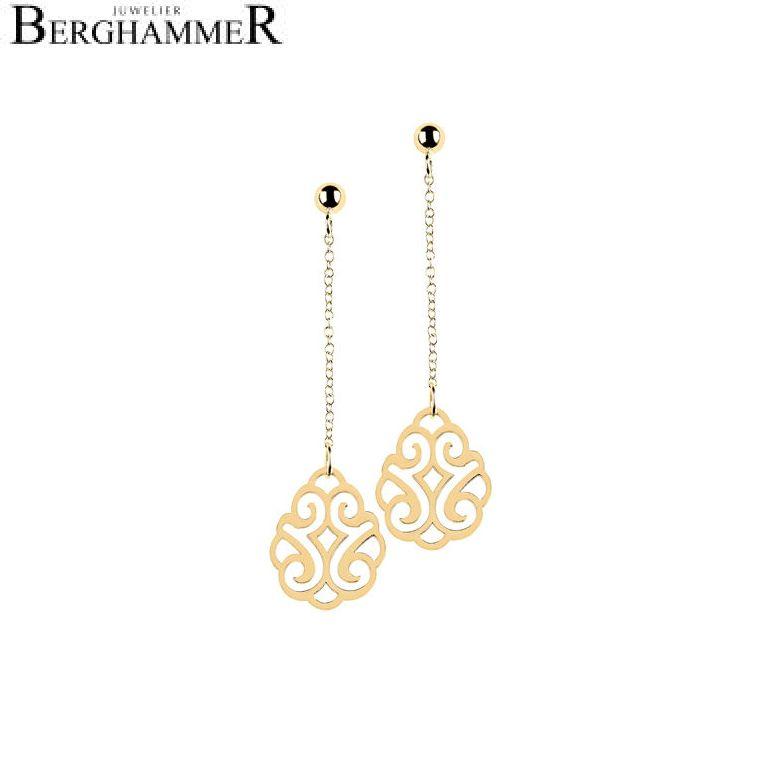 Bellissima Ohrring 18kt Gelbgold 20200492