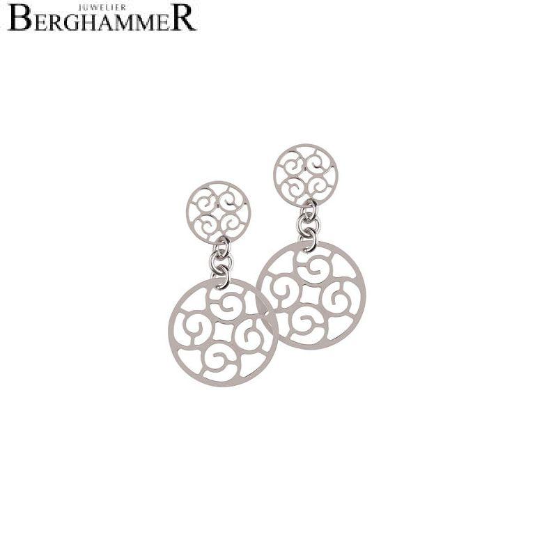 Bellissima Ohrring 18kt Weißgold 20200493