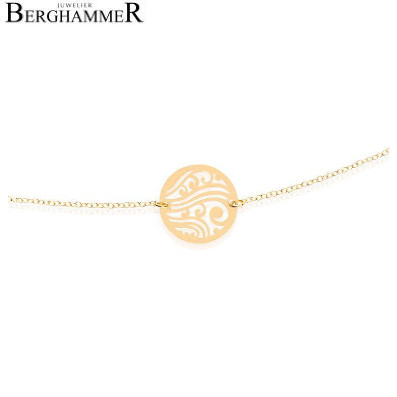 Bellissima Armband 18kt Gelbgold 20200566