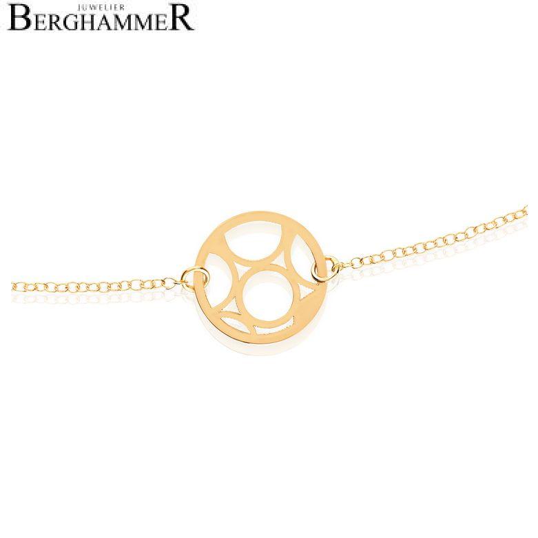 Bellissima Armband 18kt Gelbgold 20200567