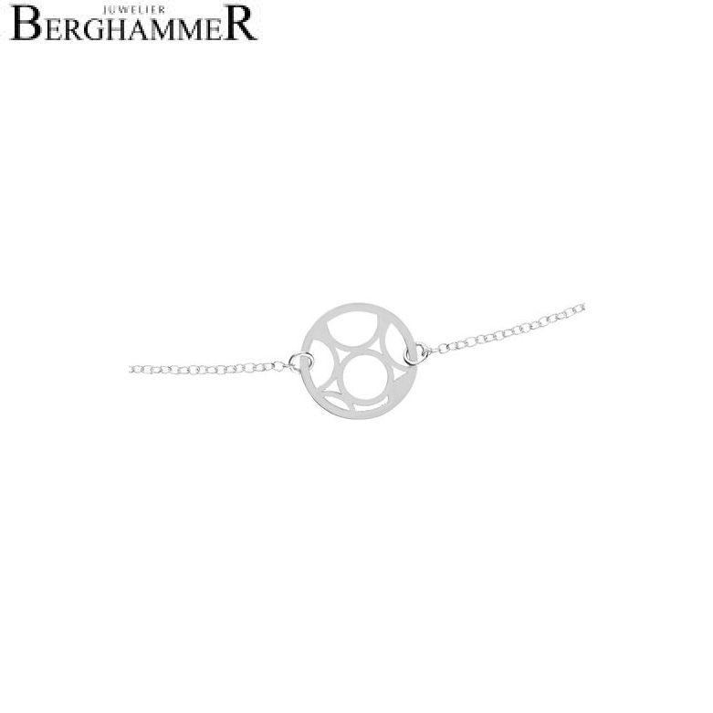Bellissima Armband 18kt Weißgold 20200592