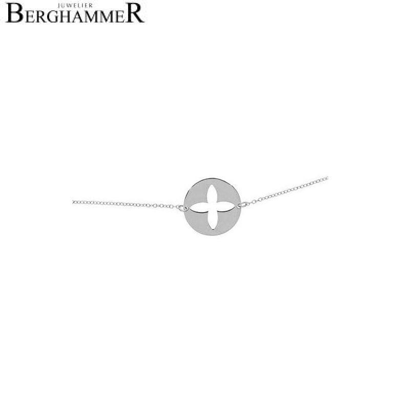 Bellissima Armband 18kt Weißgold 20200595
