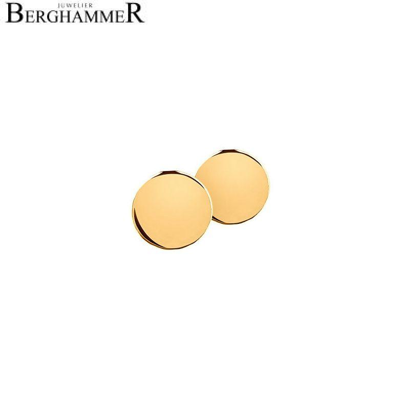 Bellissima Ohrring 18kt Gelbgold 20200828