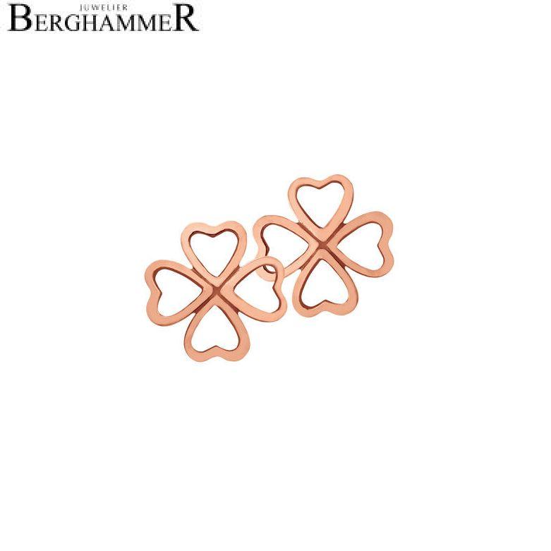 Bellissima Ohrringe 18kt Roségold 20200831