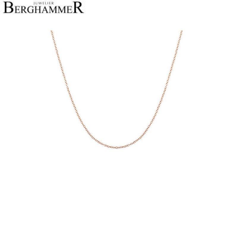 Bellissima Kette 18kt Roségold 20200834