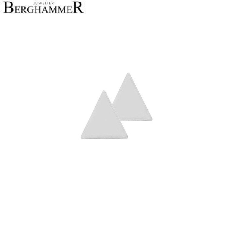 Bellissima Ohrstecker 18kt Weißgold 20200879