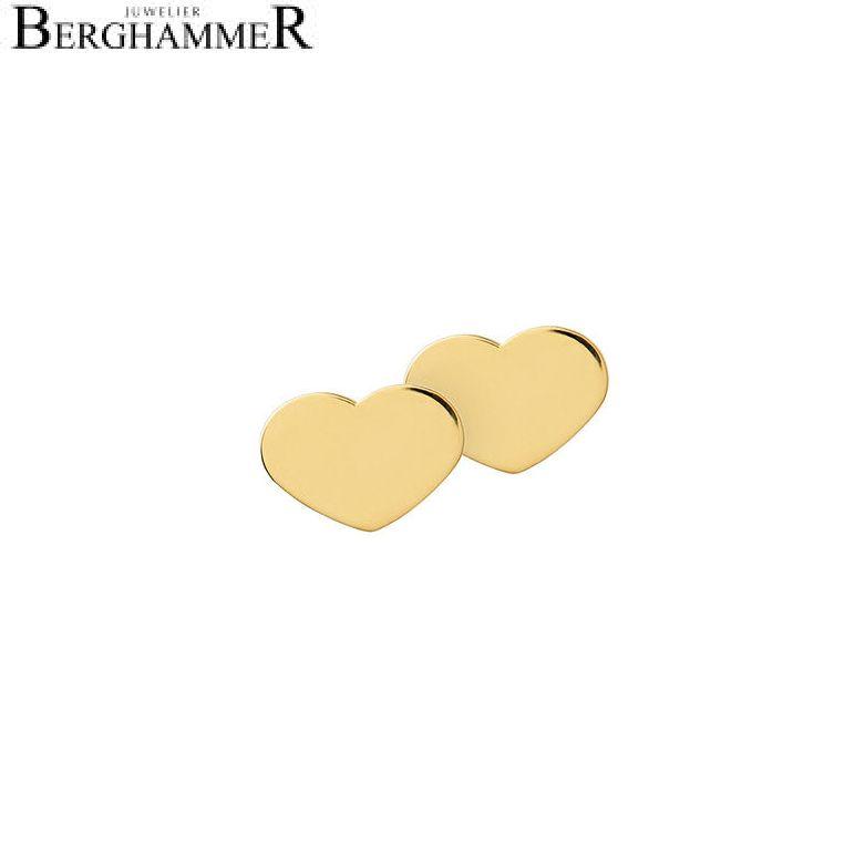 Bellissima Ohrstecker 18kt Gelbgold 20200883