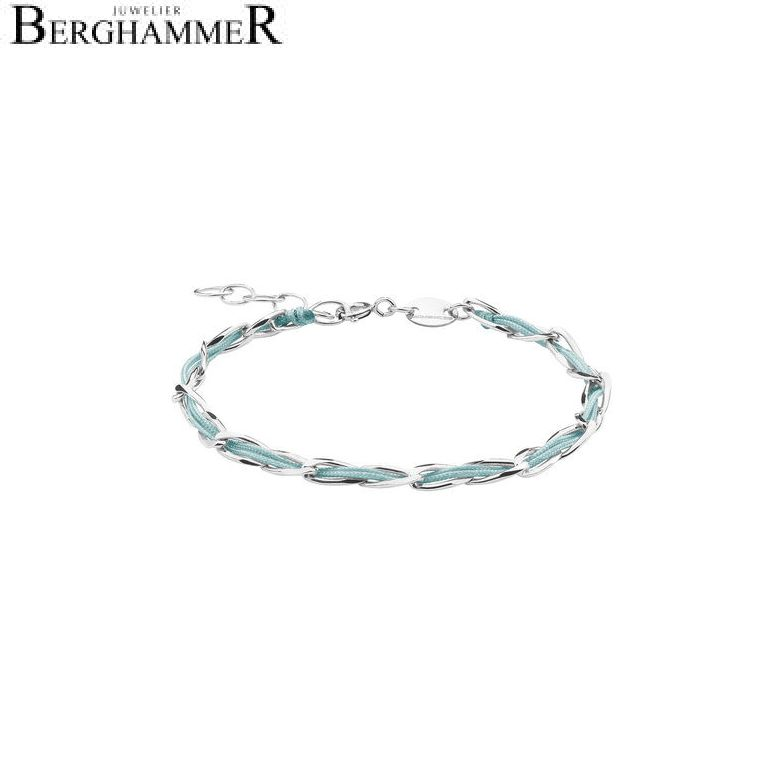 Unico Armband Türkis 925 Silber rhodiniert 20200913