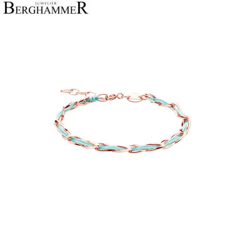 Unico Armband Mint 925 Silber roségold vergoldet 20200929