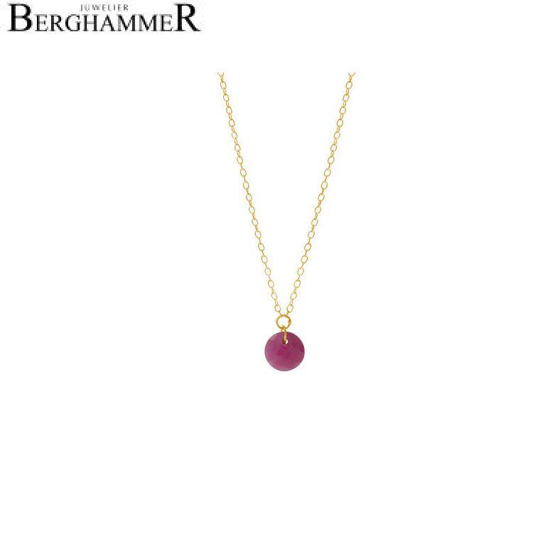 Bellissima Halskette 18kt Gelbgold 20200995