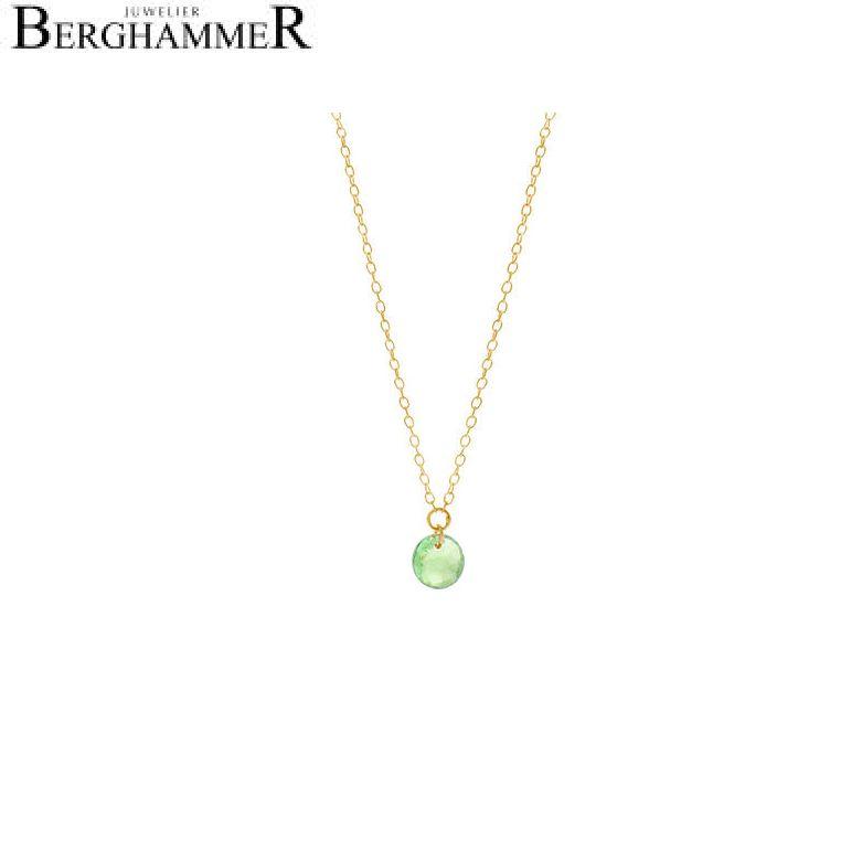 Bellissima Halskette 18kt Gelbgold 20200998