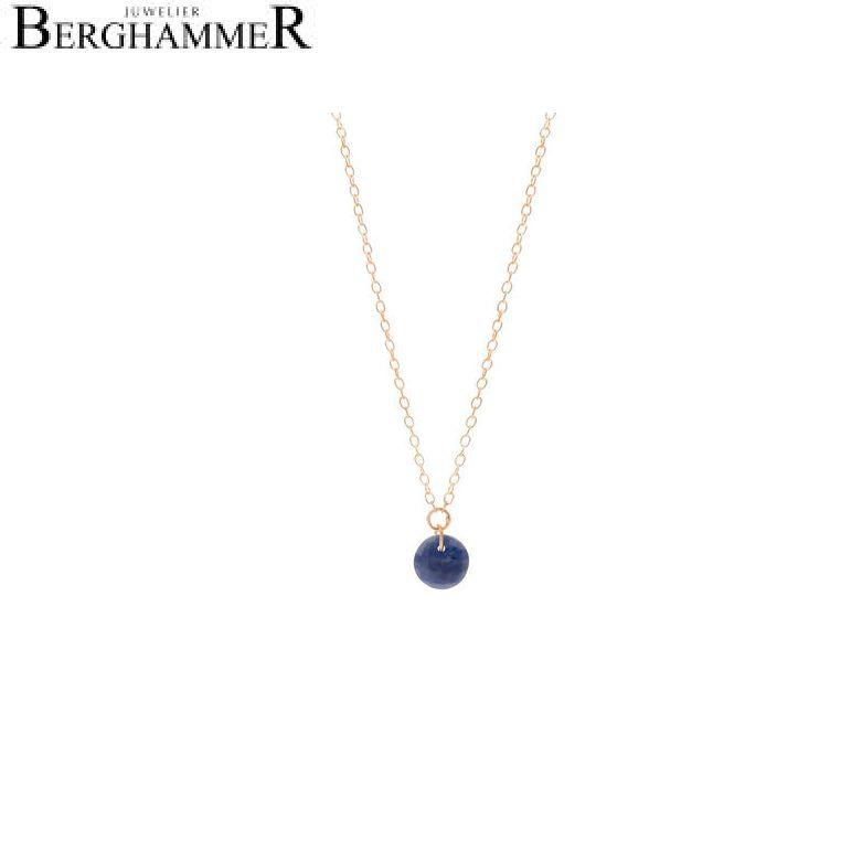 Bellissima Halskette 18kt Roségold 20201002