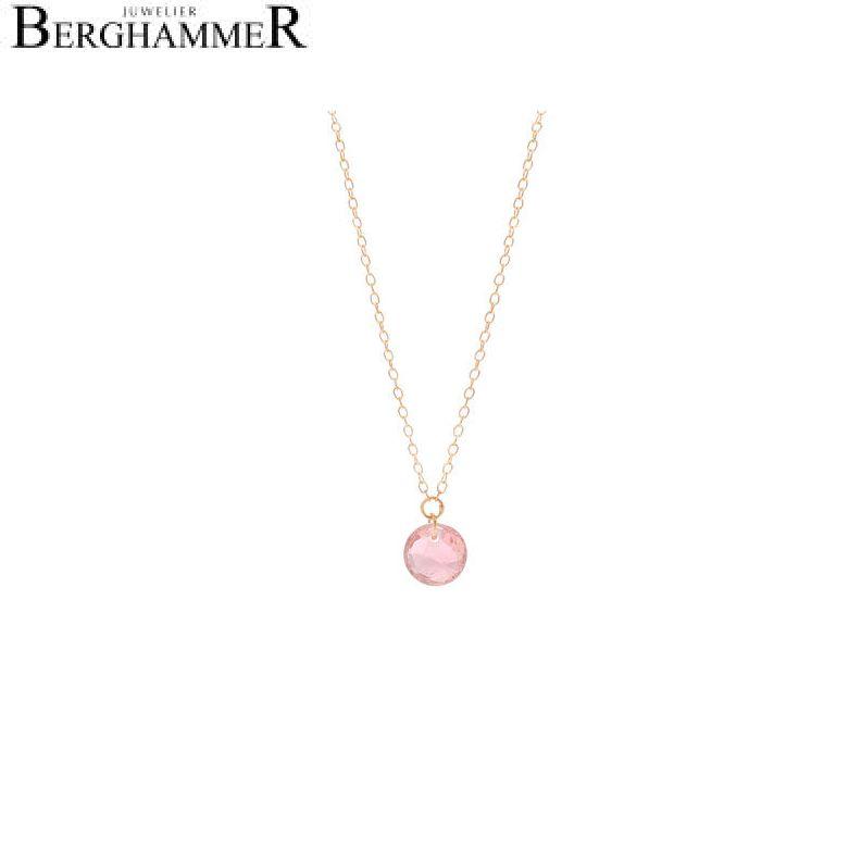 Bellissima Halskette 18kt Roségold 20201003