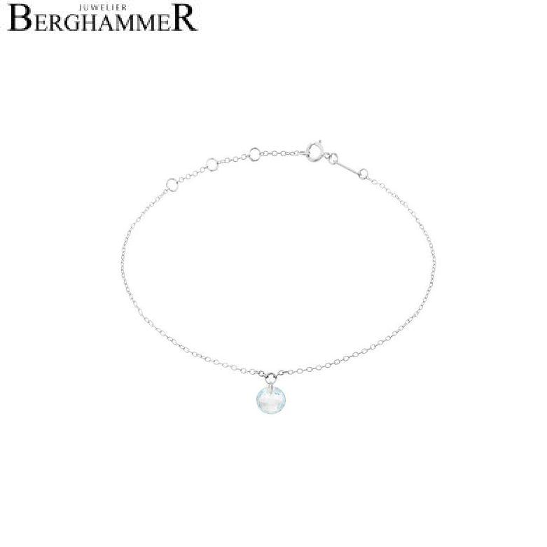 Bellissima Armband 18kt Weißgold 20201006