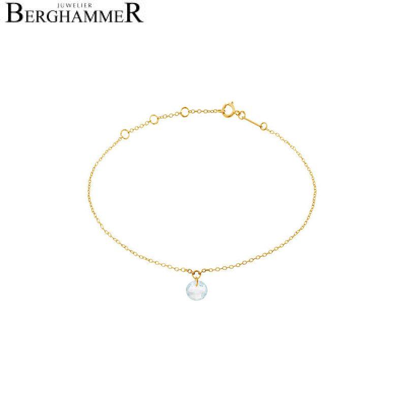 Bellissima Armband 18kt Gelbgold 20201012