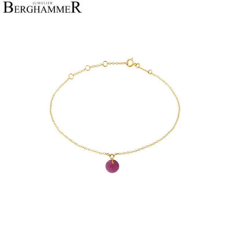 Bellissima Armband 18kt Gelbgold 20201013