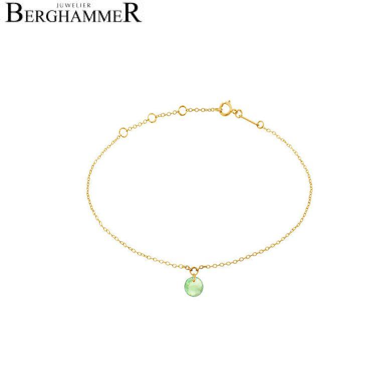 Bellissima Armband 18kt Gelbgold 20201016