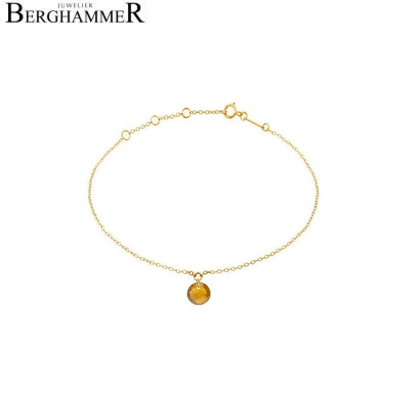 Bellissima Armband 18kt Gelbgold 20201017