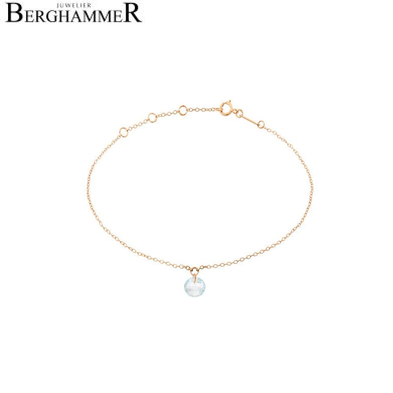 Bellissima Armband 18kt Roségold 20201018