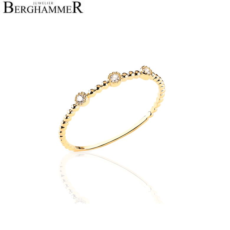 Bellissima Ring 18kt Gelbgold 21000003