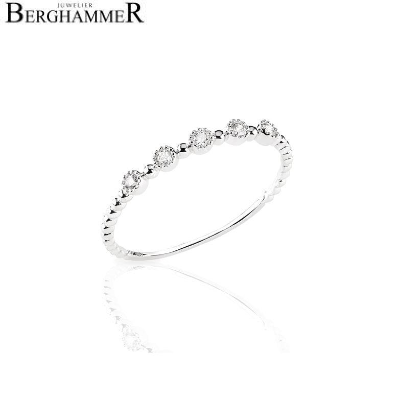Bellissima Ring 18kt Weißgold 21000004