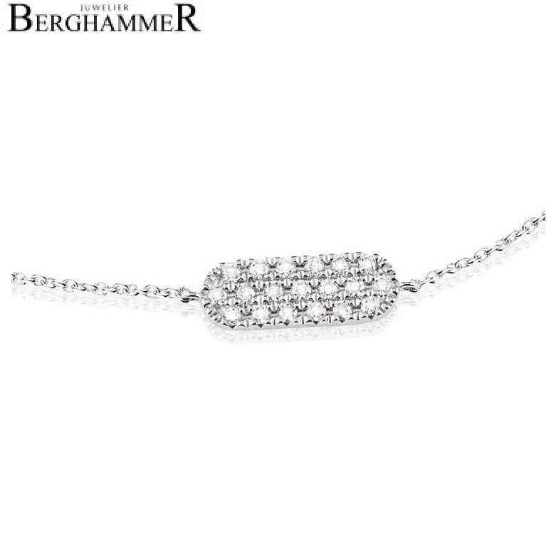 Bellissima Armband 18kt Weißgold 21000005