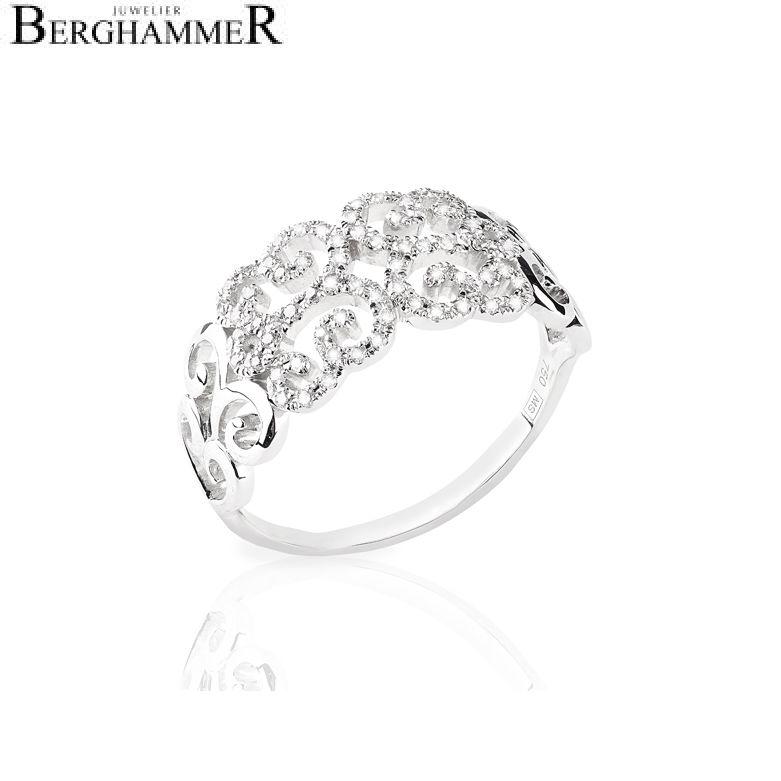 Bellissima Ring 18kt Weißgold 21000007