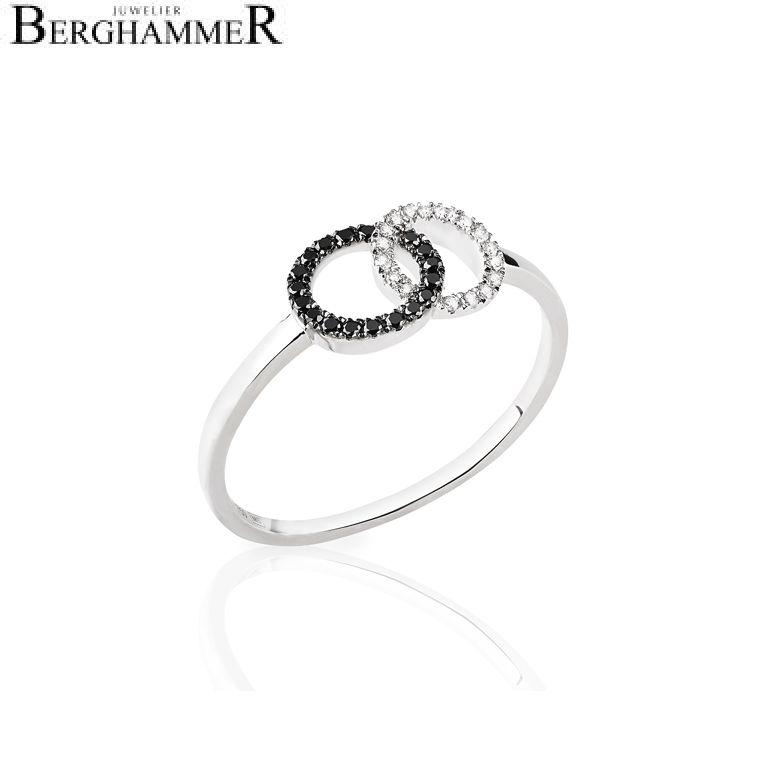 Bellissima Ring 18kt Weißgold 21000010