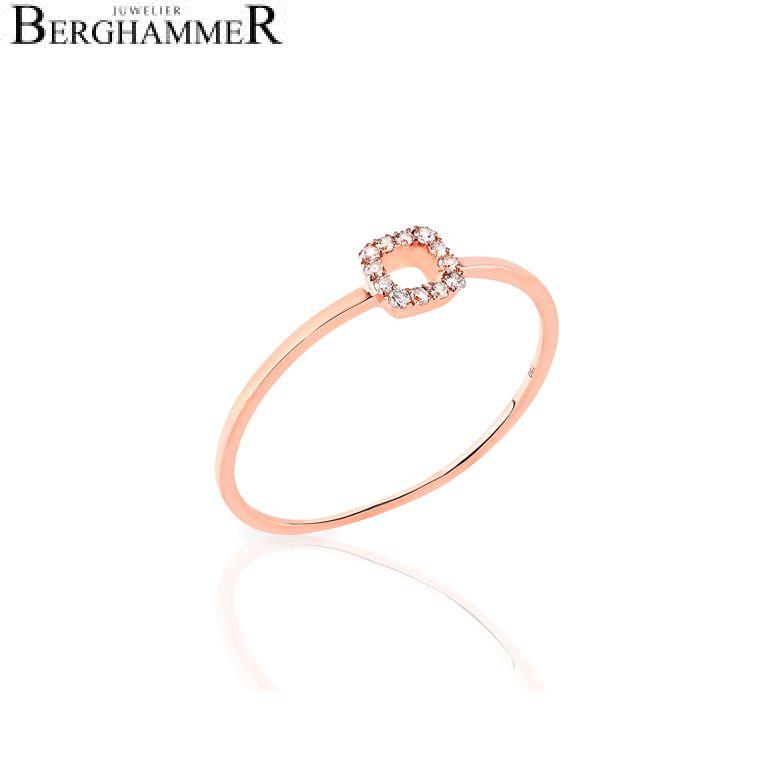 Bellissima Ring 18kt Roségold 21000015