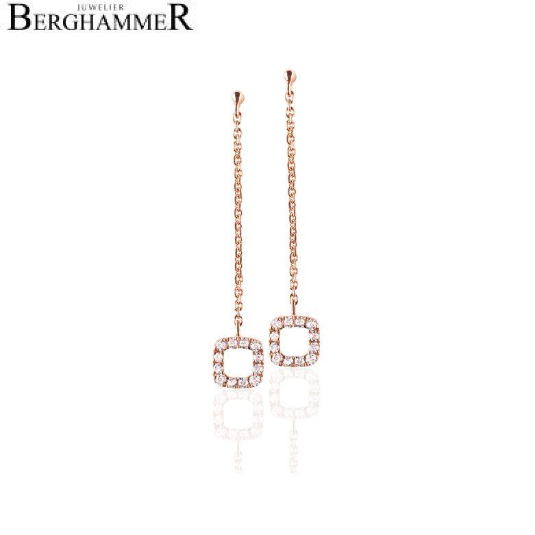 Bellissima Ohrring 18kt Roségold 21000016