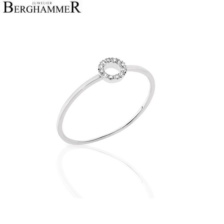 Bellissima Ring 18kt Weißgold 21000021