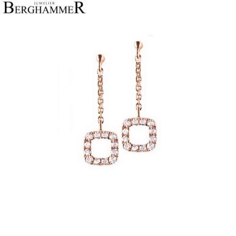 Bellissima Ohrring 18kt Roségold 21000023