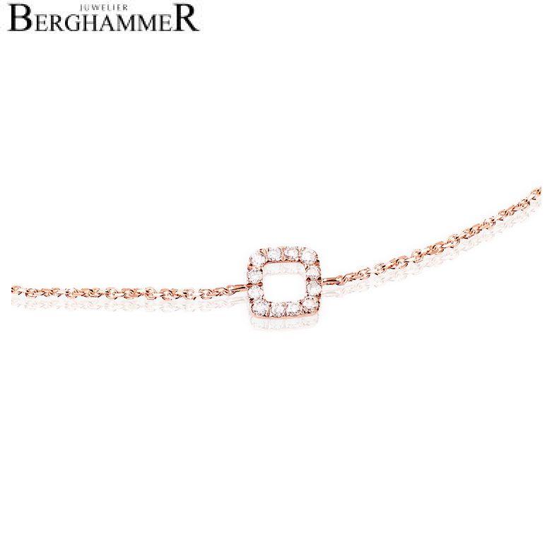 Bellissima Armband 18kt Roségold 21000026