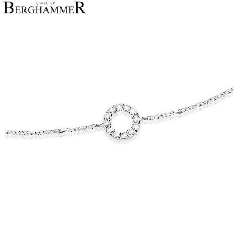Bellissima Armband 18kt Weißgold 21000028