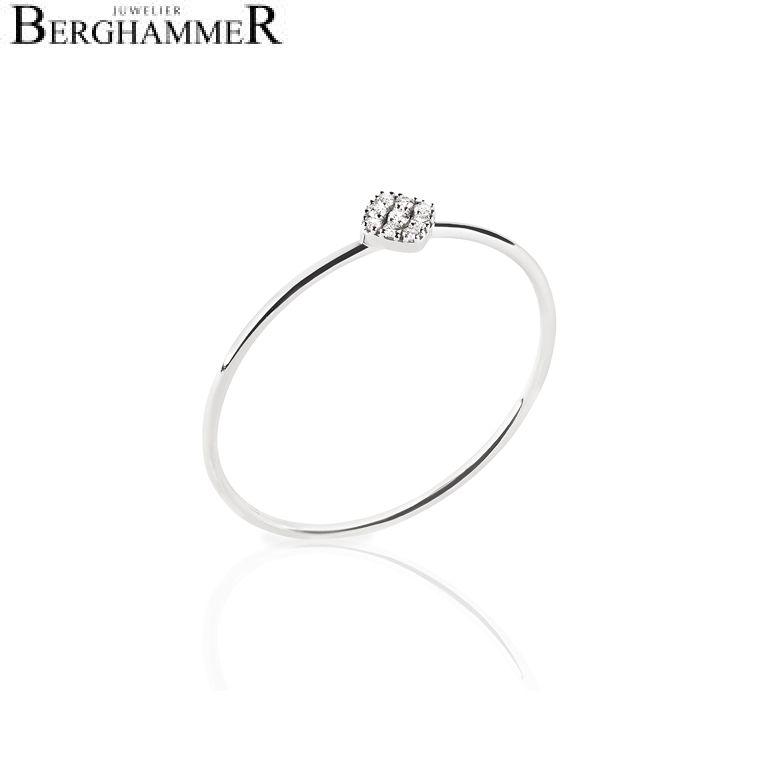 Bellissima Ring 18kt Weißgold 21000029