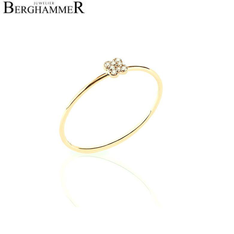 Bellissima Ring 18kt Gelbgold 21000030