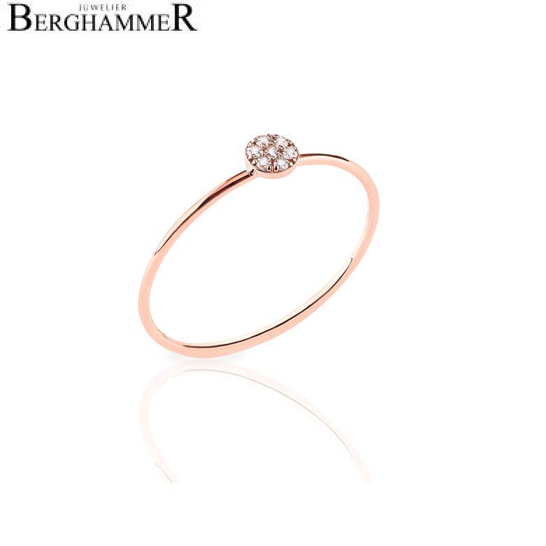 Bellissima Ring 18kt Roségold 21000031