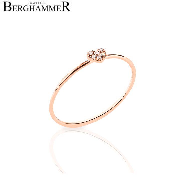 Bellissima Ring 18kt Roségold 21000032