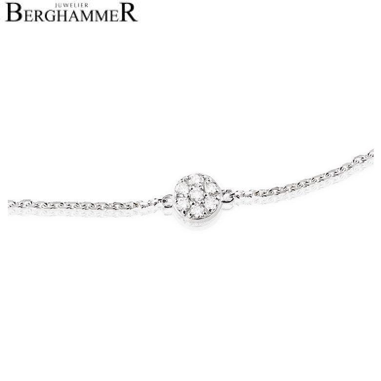 Bellissima Armband 18kt Weißgold 21000037