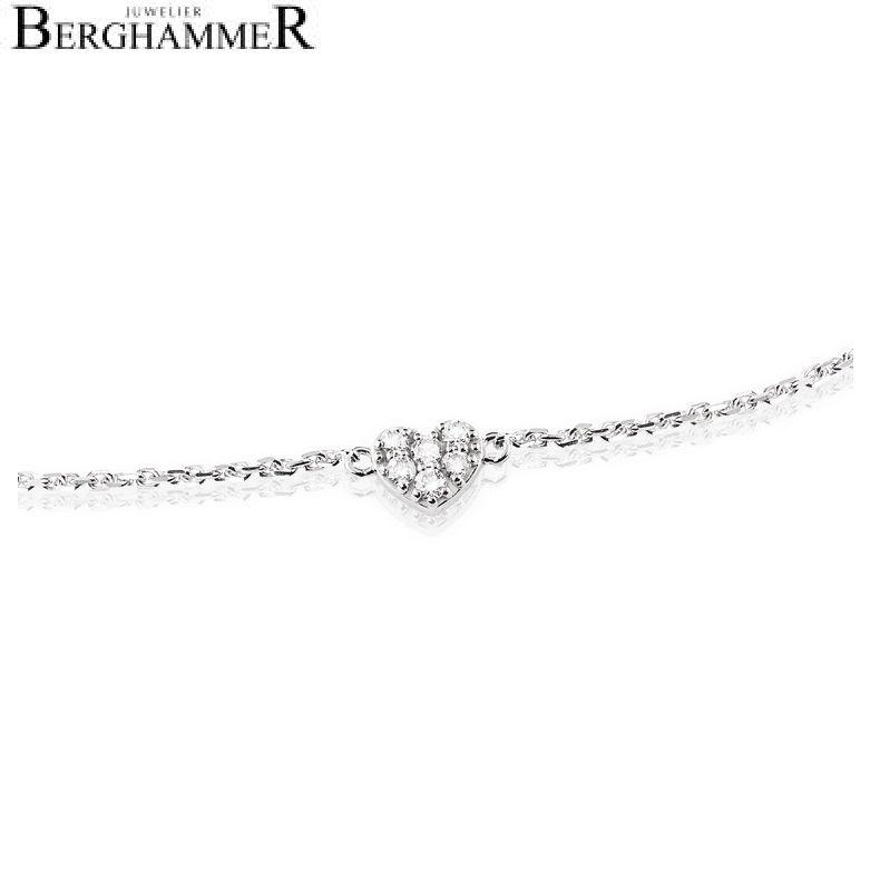 Bellissima Armband 18kt Weißgold 21000038