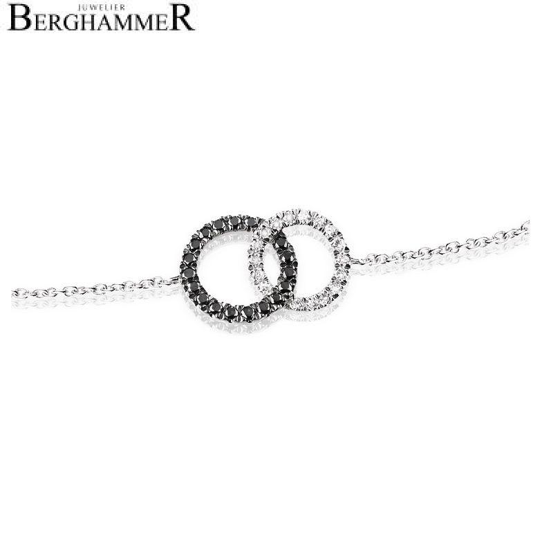 Bellissima Armband 18kt Weißgold 21000041