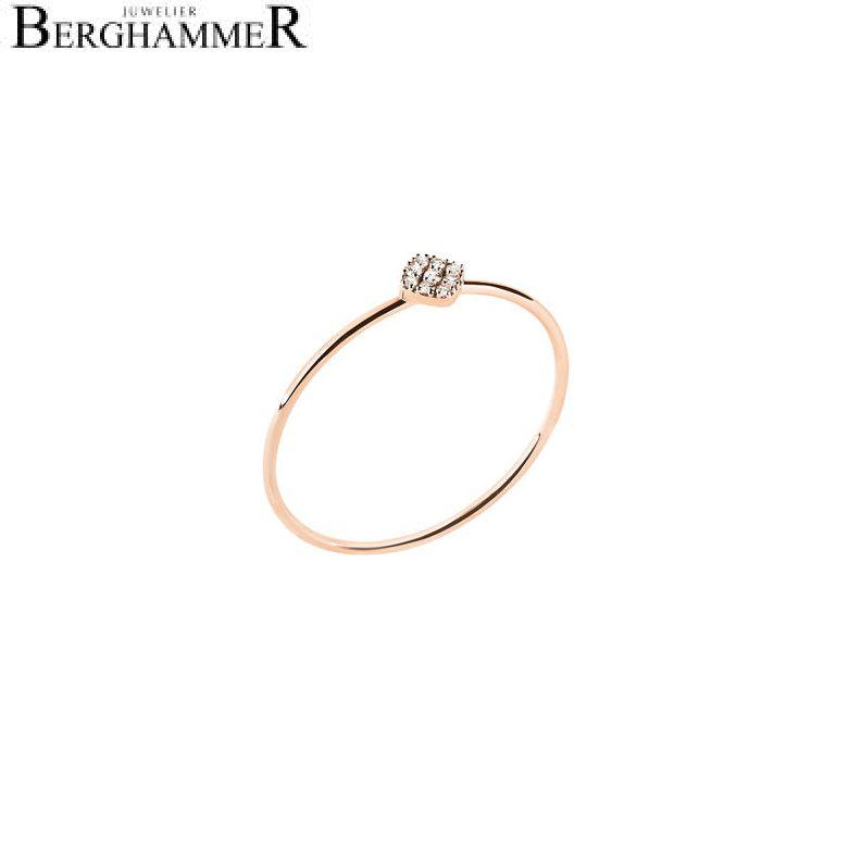 Bellissima Ring 18kt Roségold 21000044