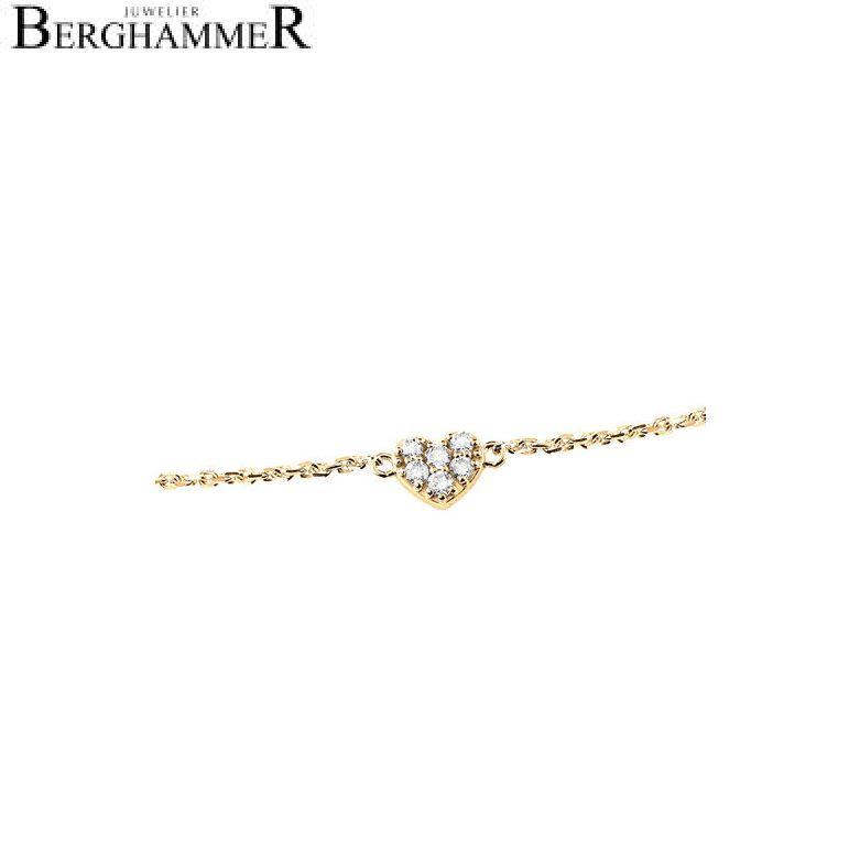 Bellissima Armband 18kt Gelbgold 21000045