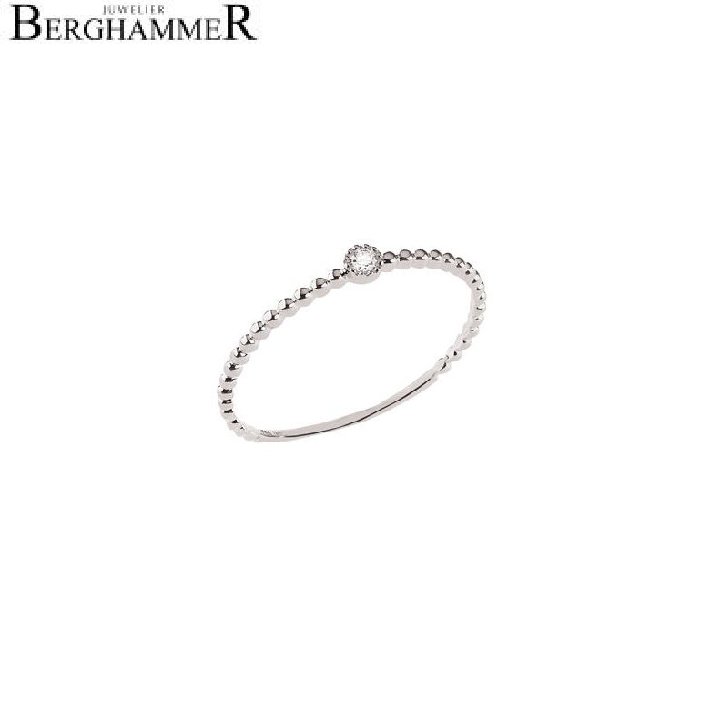 Bellissima Ring 18kt Weißgold 21000046