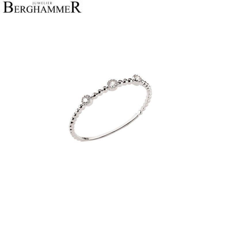 Bellissima Ring 18kt Weißgold 21000047