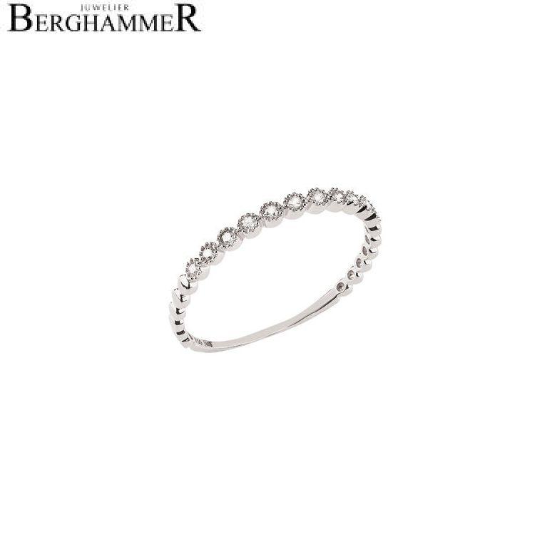 Bellissima Ring 18kt Weißgold 21000050