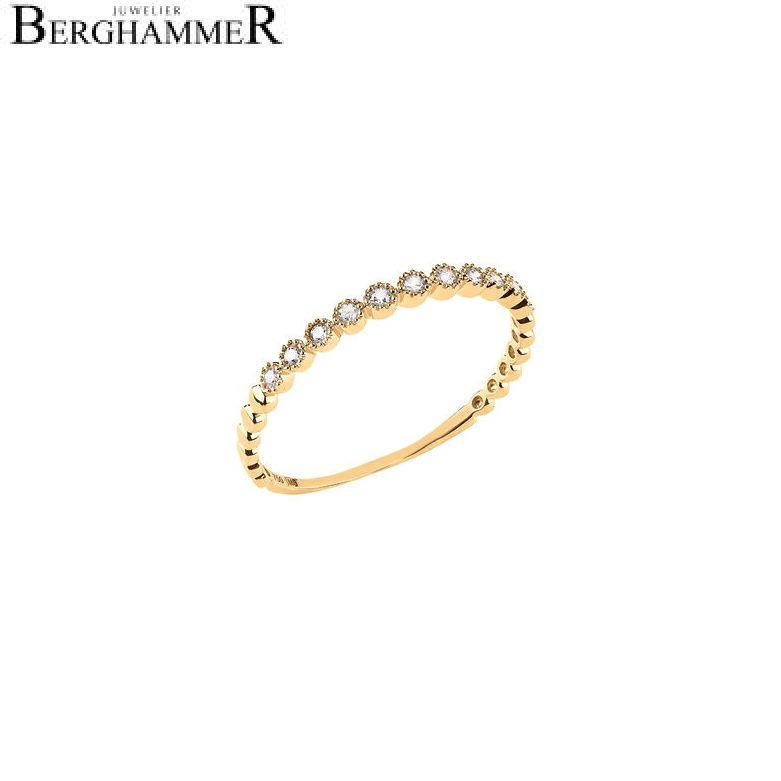 Bellissima Ring 18kt Gelbgold 21000051