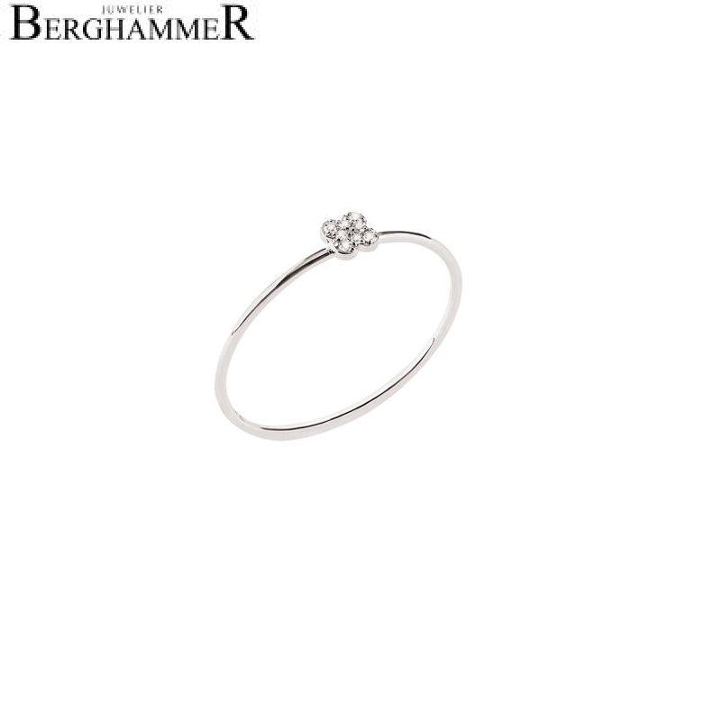 Bellissima Ring 18kt Weißgold 21000053